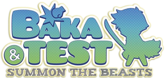 Baka_and_Test_logo