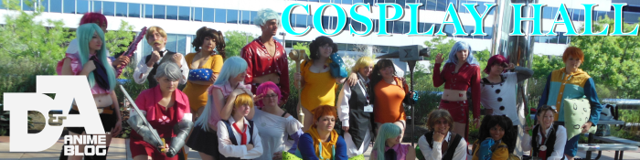D&A Cosplay Hall Segment Banner