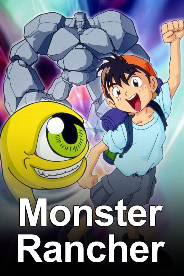 Monster Rancher.