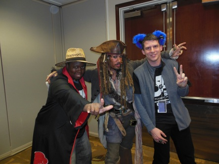 D&A and Jack Sparrow