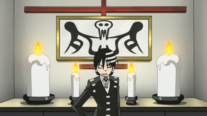 Soul_Eater_Episode_3_HD_-_Kid_pleased_to_have_symmetrical_living_room