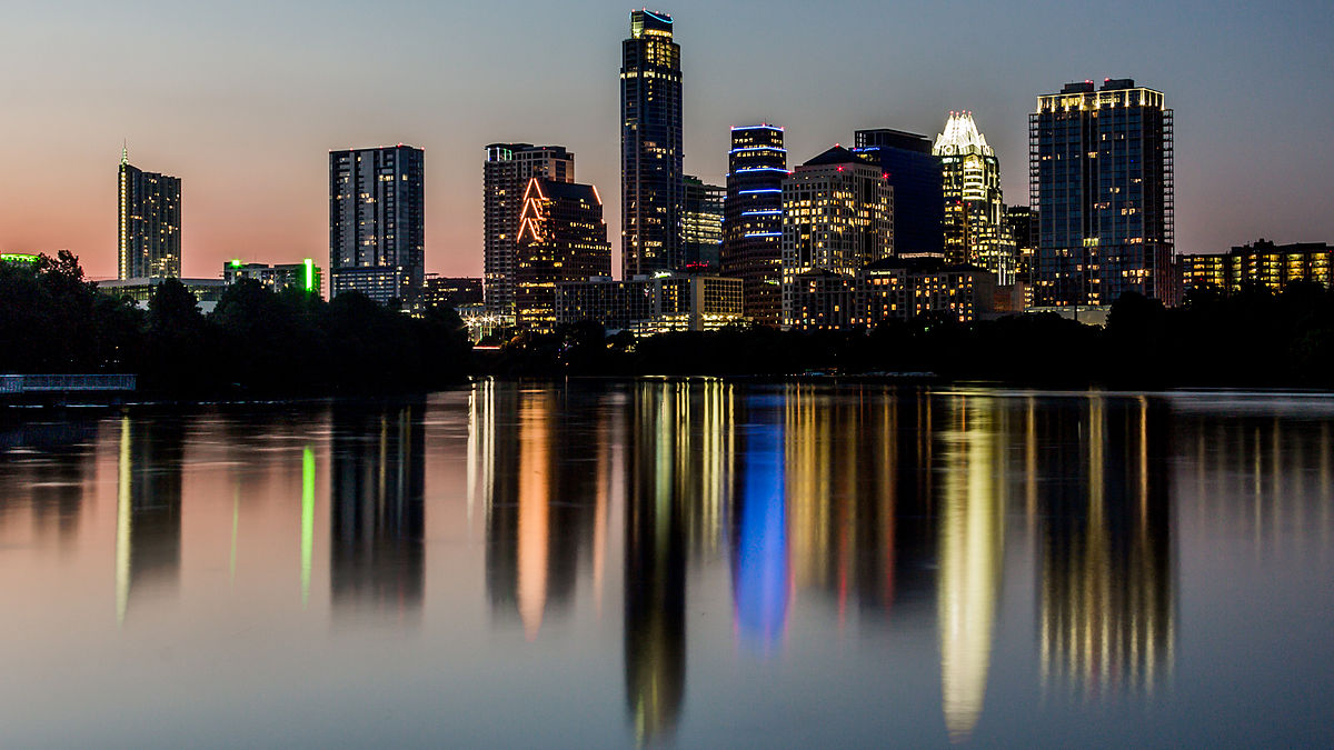 Austin_Evening