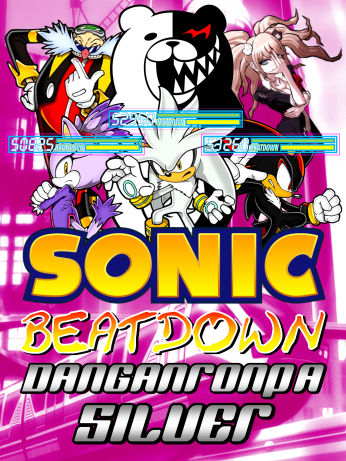 Sonic Beatdown (Danganronpa Silver) Fanfiction Title
