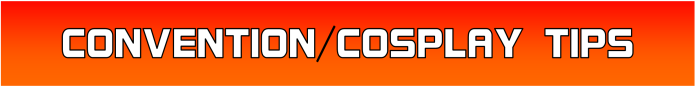 Con & Cosplay Tips Button