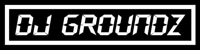DJ Groundz (WhiteLogo)