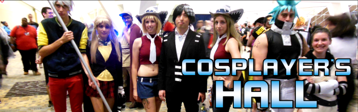 Cosplayer's Hall Banner (2019)