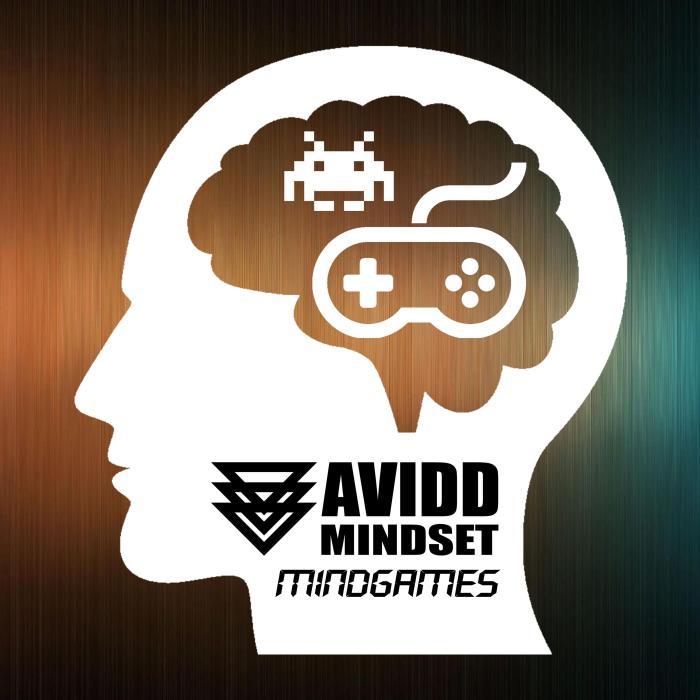 Avidd Mindset [Mindgames] Album Art