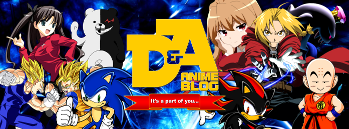 D&A Anime Blog 2020 Facebook Banner