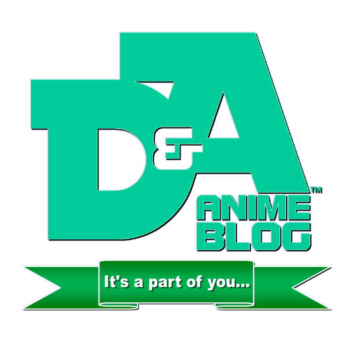 D&A Anime Blog 2020 New Spring Logo (Trans)