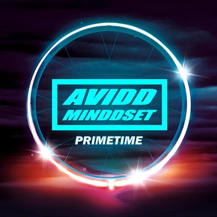 Avidd Minddset Primetime EP Album Art